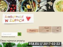 Miniaturka domeny zakochanewzupach.pl