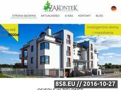 Miniaturka domeny www.zakontek.kontbud.com