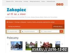 Miniaturka domeny zakopiec.com.pl