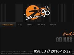 Miniaturka domeny zakstudio.net.pl