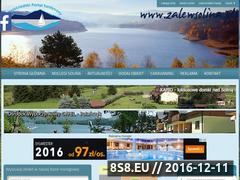 Miniaturka domeny www.zalewsolina.pl