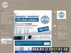 Miniaturka domeny zaluzje.sklep.pl