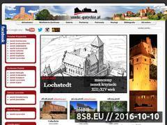 Miniaturka domeny zamki-gotyckie.pl