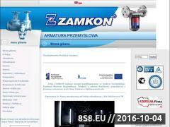 Miniaturka domeny www.zamkon.pl