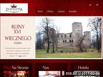 Zrzut strony Zamkowa sala weselna zamkowa - hotel, restauracja