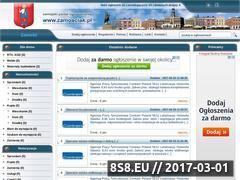 Miniaturka domeny www.zamosciak.pl