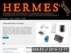 Miniaturka domeny www.zapalniczka.com.pl