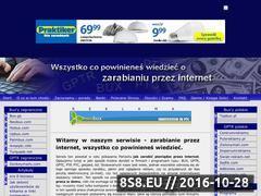 Miniaturka domeny zarabiaj24h.cba.pl