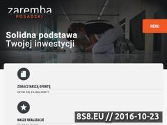 Miniaturka domeny zarembaposadzki.pl