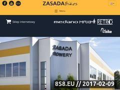 Miniaturka domeny www.zasada-rowery.pl