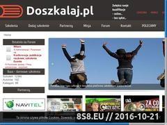 Miniaturka domeny zaskakuj.pl