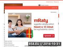 Miniaturka domeny zaslaniamysie.com.pl