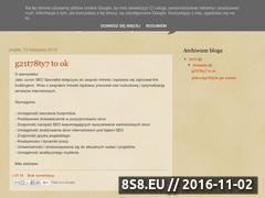 Miniaturka domeny zawod-inwestor-gieldowy.blogspot.com