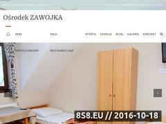 Miniaturka domeny www.zawojka.pl