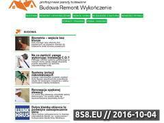 Miniaturka domeny zbudujmydom.pl