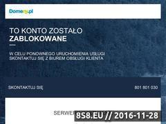 Miniaturka domeny zdobadz-ja.pl
