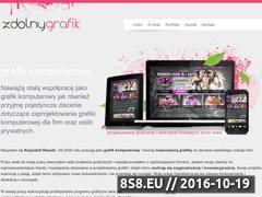Miniaturka domeny zdolnygrafik.pl