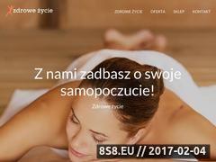 Miniaturka domeny www.zdrowezycie.com