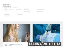 Miniaturka domeny www.zdrowie-publiczne.info