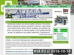 Miniaturka domeny www.zdrowieapteka.pl