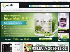 Miniaturka domeny zdrowiemarket.pl