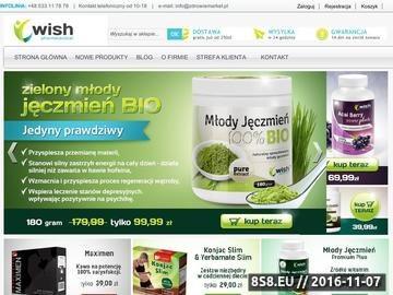 Zrzut strony Zielona kawa Białystok