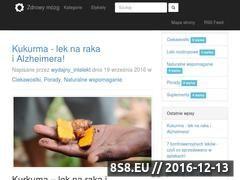 Miniaturka domeny zdrowymozg.pl