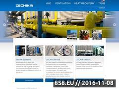 Miniaturka domeny zechik.pl
