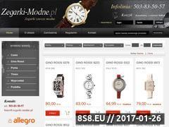 Miniaturka domeny zegarki-modne.pl