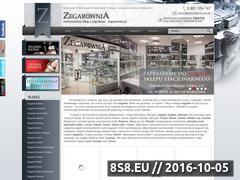 Miniaturka domeny zegarownia.pl
