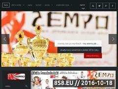 Miniaturka domeny zempo.pl