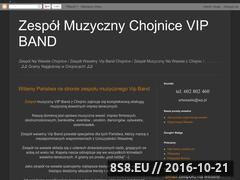 Miniaturka domeny zespol-chojnice.blogspot.com