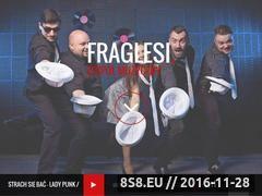 Miniaturka Zespół muzyczny na wesela Warszawa - Fraglesi zespoły muzyczne (zespolfraglesi.pl)
