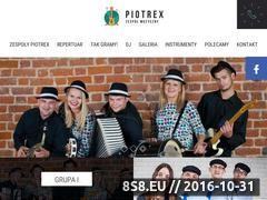 Miniaturka Zespół muzyczny PIOTREX Olsztyn (zespolpiotrex.pl)