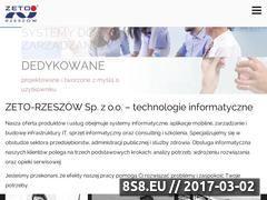 Miniaturka domeny www.zetorzeszow.pl