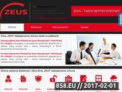 Miniaturka domeny www.zeus.gliwice.pl