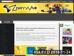 Miniaturka domeny zgrywa.pl