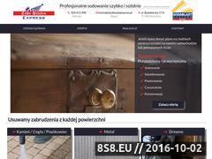 Miniaturka domeny zibisodaexpress.pl
