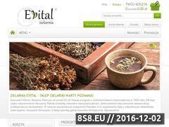 Miniaturka Evital - zielarnia (www.zielarnia-poznan.com)