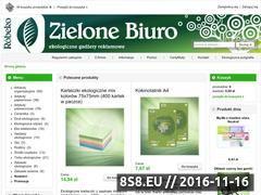 Miniaturka domeny zielonebiuro.com