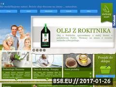 Miniaturka domeny www.zielonynurt.pl