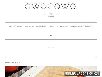 Zrzut strony Placek po węgiersku przepis