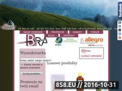 Miniaturka domeny www.ziola.brat.pl