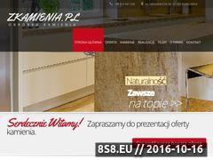 Miniaturka domeny www.zkamienia.pl