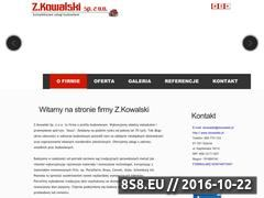 Miniaturka domeny zkowalski.pl
