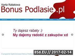Miniaturka domeny zlap-okazje.pl