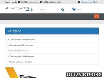 Zrzut strony Polskie zlewozmywaki granitowe