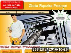 Miniaturka domeny zlotaraczka.24tm.pl