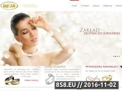 Miniaturka domeny www.zlotniksikorski.pl