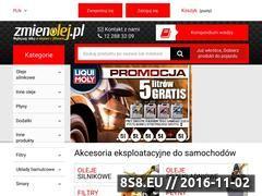 Miniaturka domeny zmienolej.pl